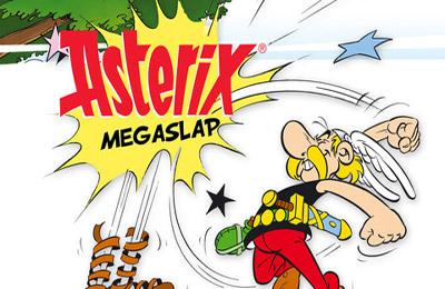 logo Asterix: Mega Zugehauen