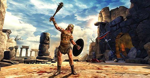 Hercules: The official game captura de tela 1