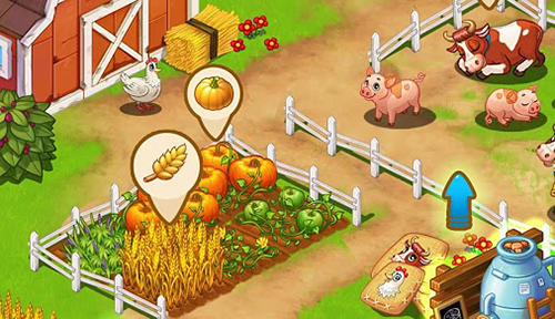 Summer tales: Farm and town für Android