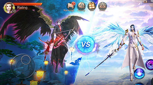 Novoland:The castle in the sky pour Android