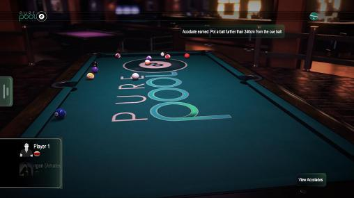 Pure pool для Android