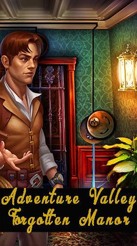 Adventure valley: Forgotten manor captura de pantalla 1