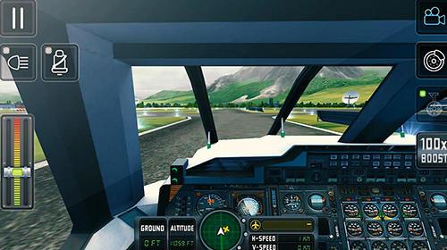 Simulador de vuelo 2018