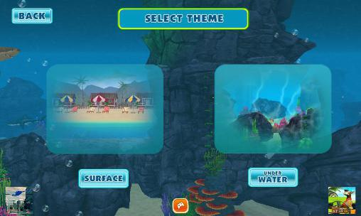 Shark shark run screenshot 2