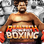 Realtech Iron Fist Boxing ícone