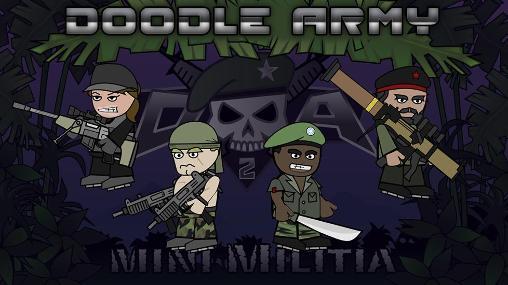 Doodle army 2: Mini militia screenshot 1