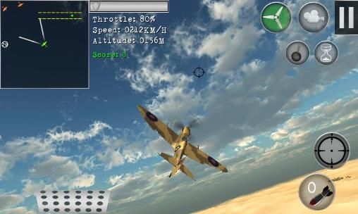 Sky fighters для Android
