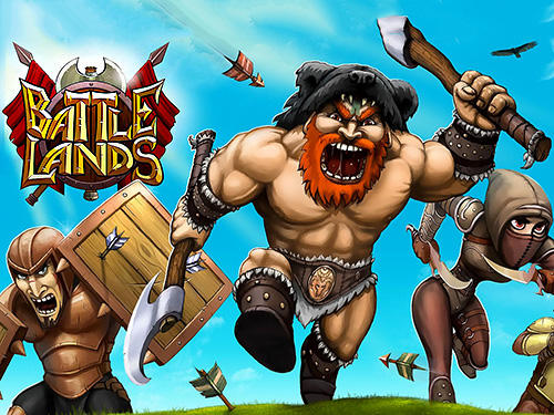 Battle lands: The clash of epic heroes screenshot 1