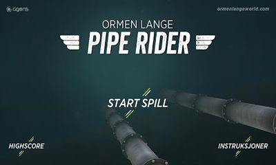 Rennspiele Ormen Lange: Pipe Rider für das Smartphone