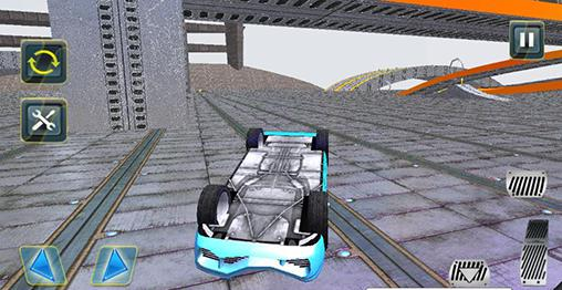 Extreme sports car stunts 3D für Android