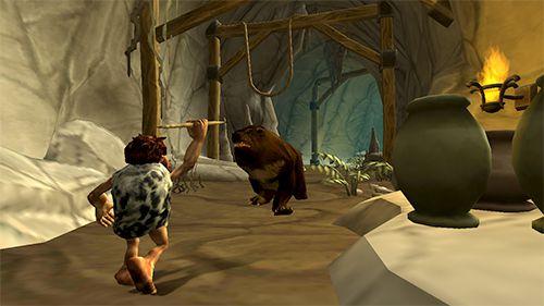 Actionspiele: Lade Höhlenmensch-Jäger auf dein Handy herunter