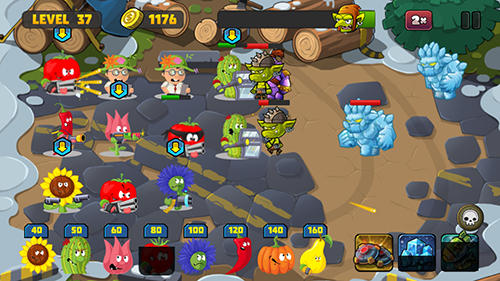 Plants vs goblins 3 für Android