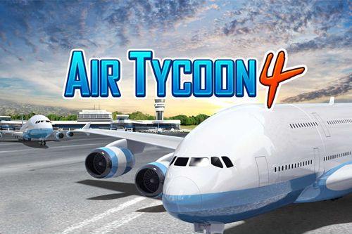 логотип Авиационный магнат 4
