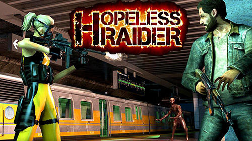 Hopeless raider: Zombie shooting games Screenshot