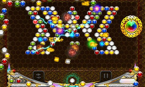 Magnetic gems screenshot 2