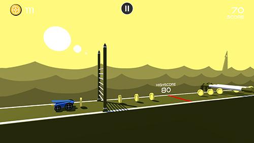 Arcade-Spiele Motor parkour für das Smartphone