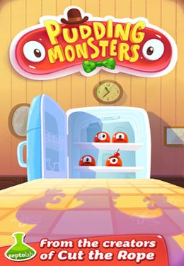 logo Pudding Monster