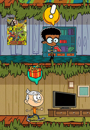 Loud house: Ultimate treehouse für Android