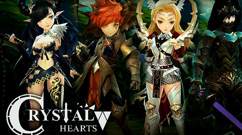 Crystal hearts screenshot 1