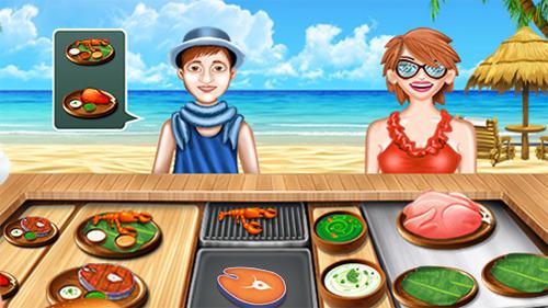 Arcade Beach restaurant master chef für das Smartphone