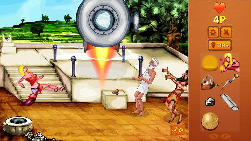 Zeus quest remastered: Anagenessis of Gaia für Android