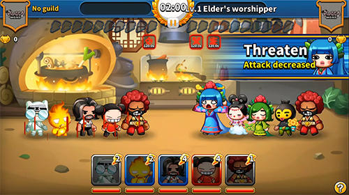 Pucca wars pour Android