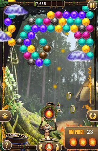 Bubble safari for Android
