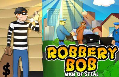 logo Bob le Cambrioleur