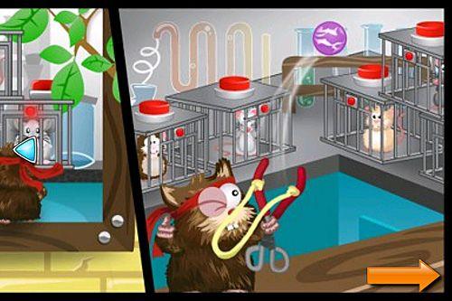Arcade: Lade Hamsterangriff! auf dein Handy herunter