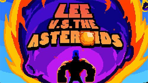 Lee vs the asteroids Screenshot