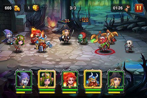 Heroes Charge für iPhone