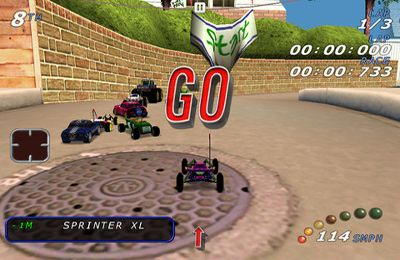 Re-Volt Classic for iPhone for free