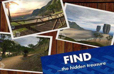 Actionspiele: Lade Flucht von der Teufelsinsel - Ninja Ausgabe auf dein Handy herunter