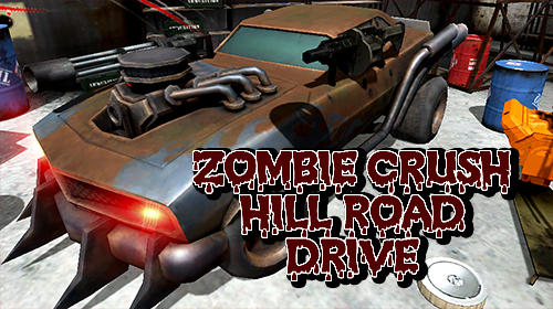 Zombie crush hill road drive screenshot 1