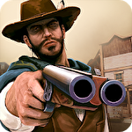 West gunfighter ícone