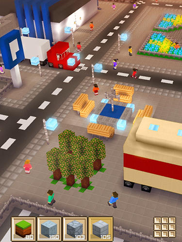 Block craft 3D: Simulator para Android