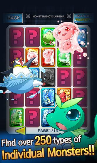 Arcade Monster coin racer für das Smartphone