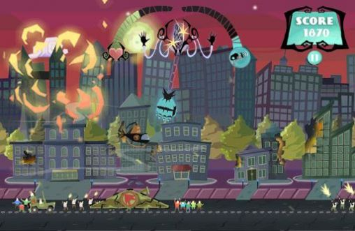 Attack of the ghastly grey matter para Android