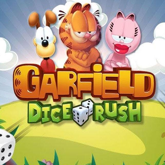 Иконка Garfield dice rush