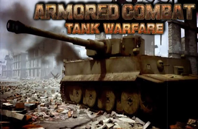 Скріншот Armored Combat: Tank Warfare Online на iPhone