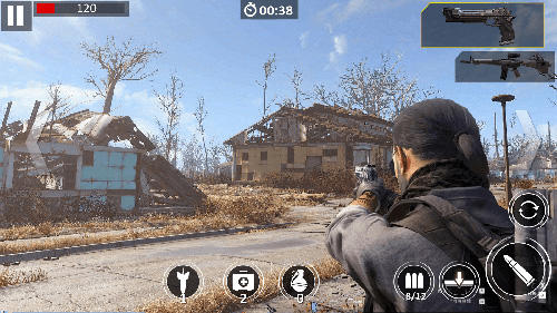 Elite shooter: Sniper killer screenshot 1
