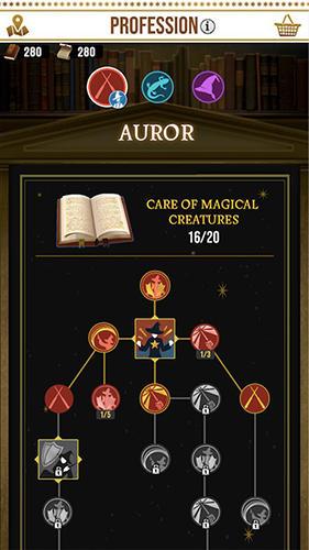 Abenteuer-Spiele Harry Potter: Wizards unite für das Smartphone