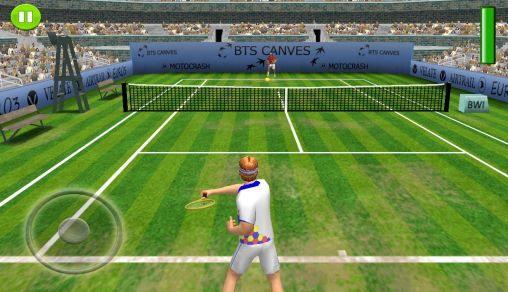 FOG Tennis 3D: Exhibition para Android