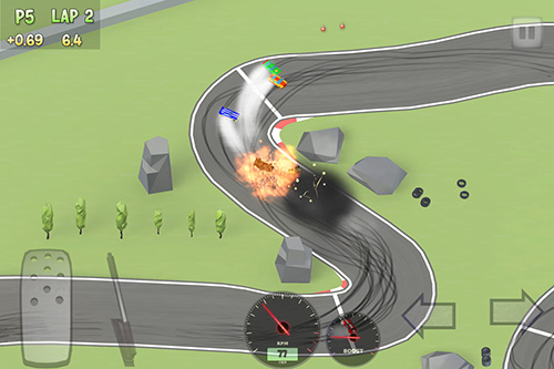 Full drift racing für Android