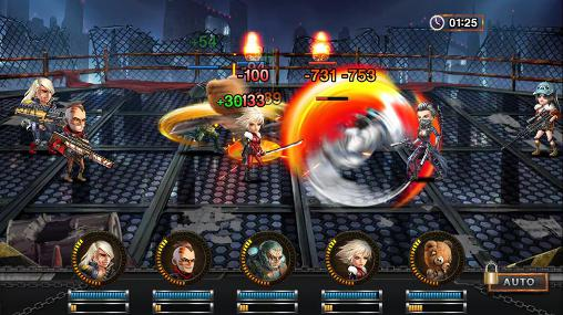 RPG Mad zone für das Smartphone