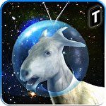 Scary goat space rampage Symbol