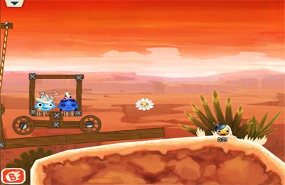 Screenshot Moki Sprengen 2 HD auf dem iPhone