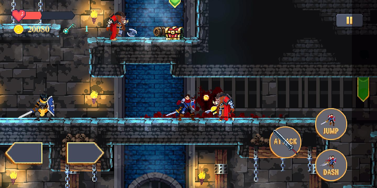 Android用 Castle of Varuc: Action Platformer 2D