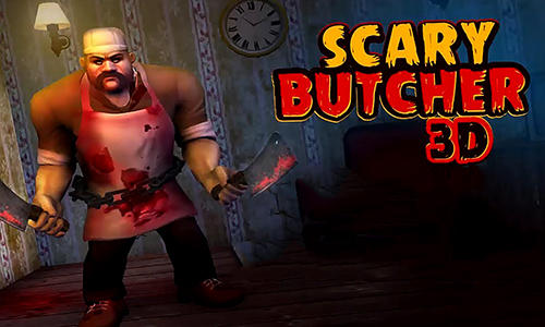 Scary butcher 3D Screenshot