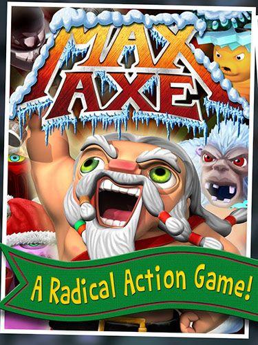 アイコン Max axe